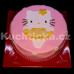Dort Hello Kitty baletka